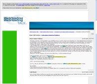 WebHostingTalk