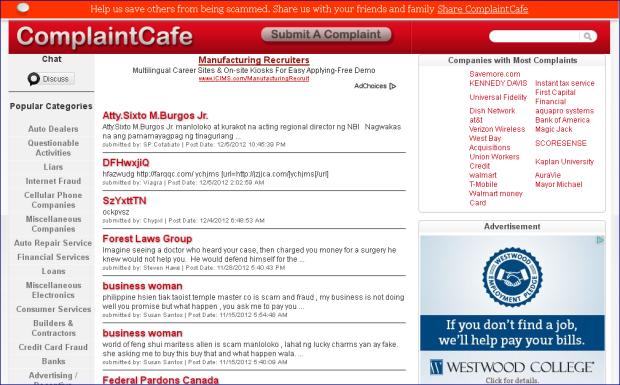 complaintcafe