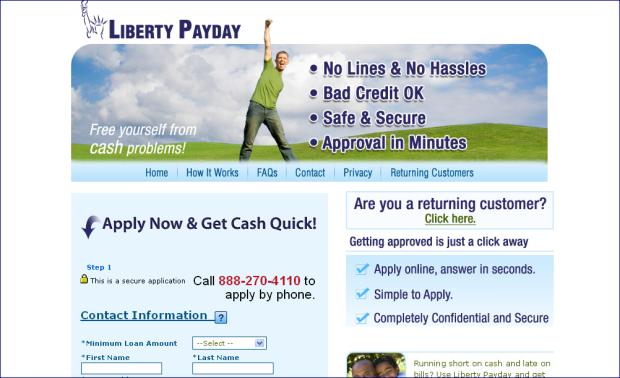 Liberty PayDay2