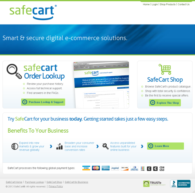 safecart