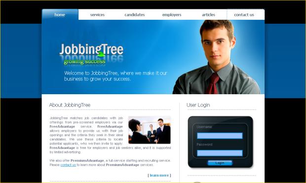 Jobbing Tree
