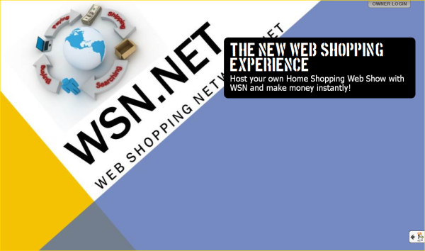 webshopping network