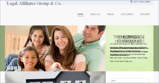 Legal Affiliates Group