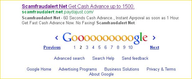 scamfraudalert.net. http://scamfraudalert.net.paydajust.com/cgi-sys ...