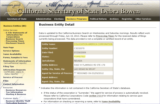 state of california2