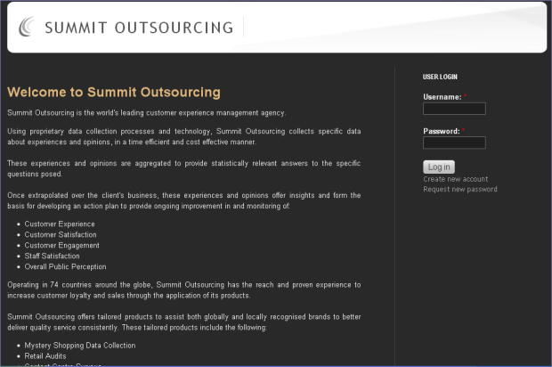 summit outsourcing