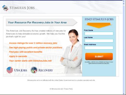 stimulus Jobs