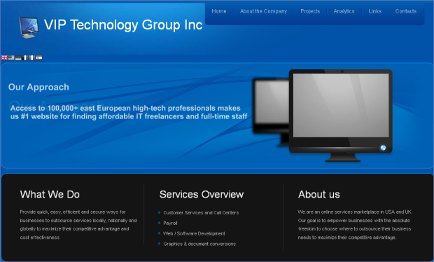 VIP Technology Group