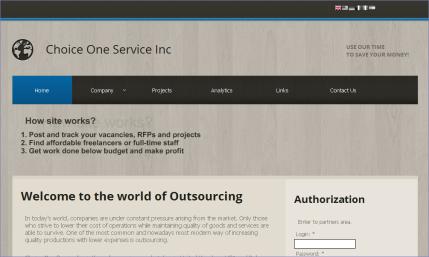 choice one service