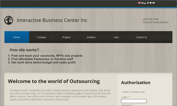 Interactive Business LTD