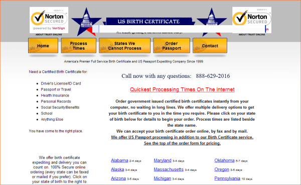 usbrithcertificate