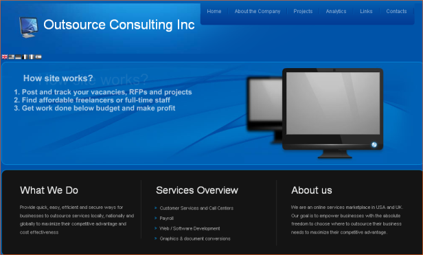 outsource consulting